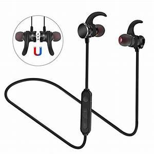 Bluetooth Kopfhörer In Ear Test 2018 : bluetooth kopfh rer 4 1 sport in ear rusee kabellos ~ Jslefanu.com Haus und Dekorationen