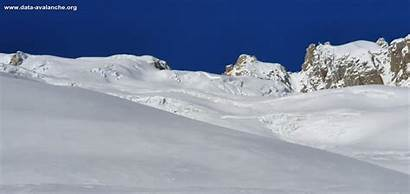Avalanche Mont Blanc Blanche Vallee Raulet Yan