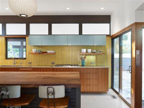 mid century modern kitchen backsplash 35 sensational modern midcentury kitchen designs 9162