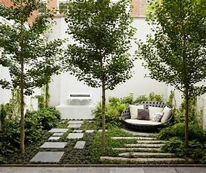 Gartengestaltung Unter Bäumen : moderne gartengestaltung f r den sommer ~ Yasmunasinghe.com Haus und Dekorationen