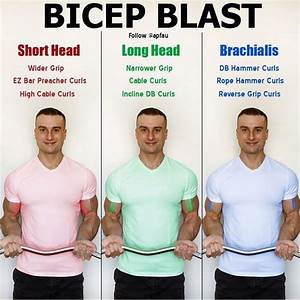 Here U2019s The Best Route To Bigger Biceps With This Superset Workout