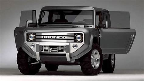 2019 Mini Bronco by No 2018 2019 Ford Bronco But Yes For 2020 Confirmed
