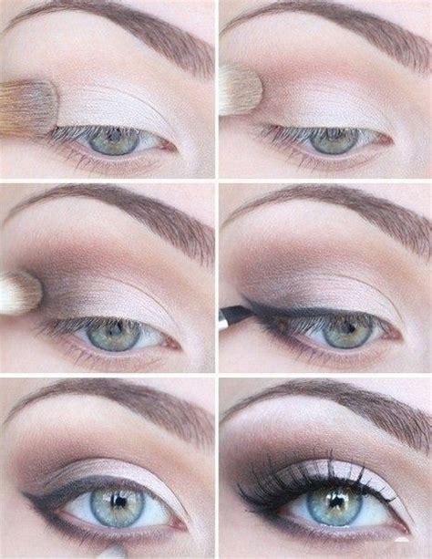 incredible makeup tutorials  blue eyes