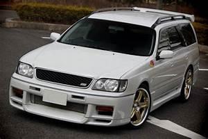1998 Nissan Stagea Autech 260rs 468ps  Rare Model