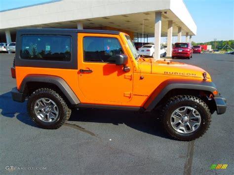 jeep wrangler orange 2017 2017 wrangler colors jeep wrangler forum
