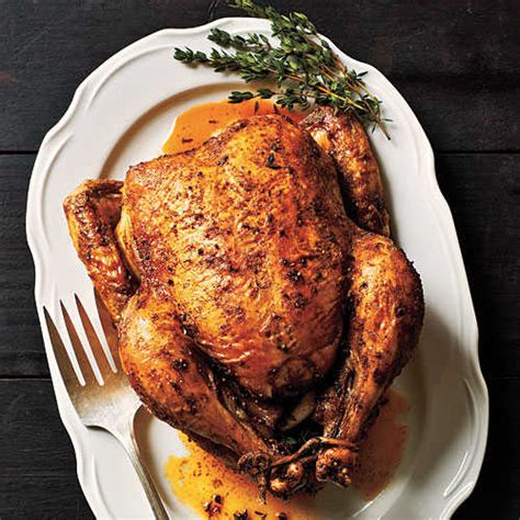 how to roast a chicken how to roast chicken cooking light