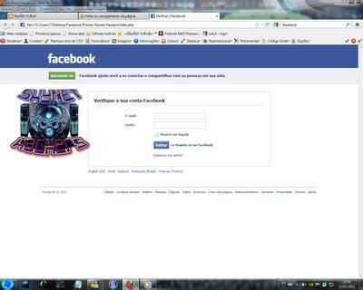 Hackear Senha Da Conta Usando Facebook Tabnabbing