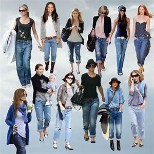 Kaputte Hosen Damen : so kombinieren sie die boyfriend jeans mode mode marken und produkte ~ Frokenaadalensverden.com Haus und Dekorationen