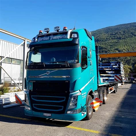 Berthod Transports SA - YouTube
