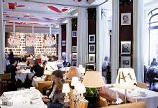 restaurant la cuisine hôtel royal monceau 8 ème