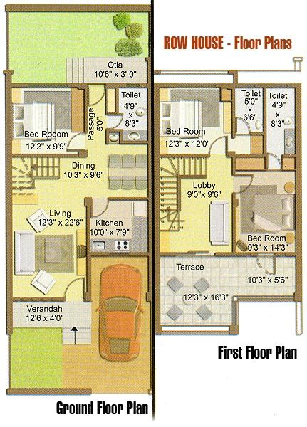 Discover collection of 24 photos and gallery about row house plans at louisfeedsdc.com. ROWHOUSE FLOOR PLANS - Find house plans