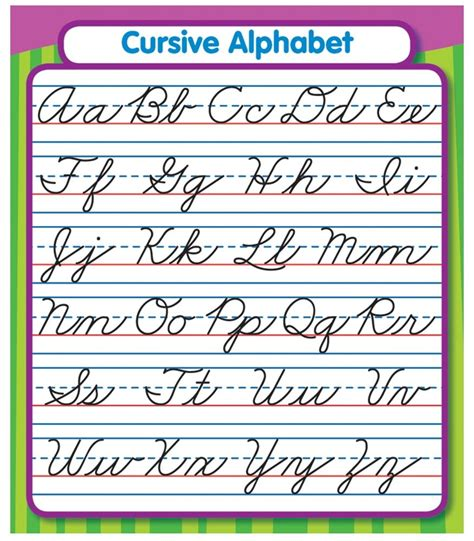 Cursive Alphabet Sticker Pack  Teaching Children  Pinterest  Cursive Alphabet, Cursive And