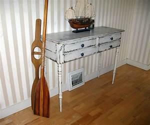 Beistelltisch Weiß Vintage : vintage m bel selber machen 3 techniken f r einen used look ~ Yasmunasinghe.com Haus und Dekorationen