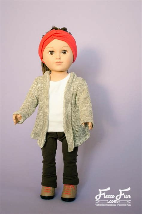 doll cardigan sewing pattern allfreesewingcom