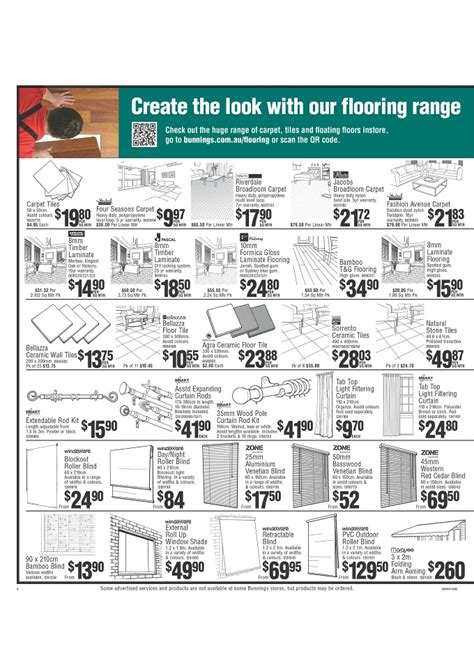 bunnings catalogue brands   trust page
