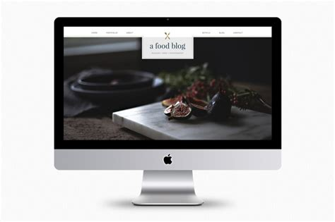 prophoto templates introducing a food custom prophoto5 template website design custom logo and website