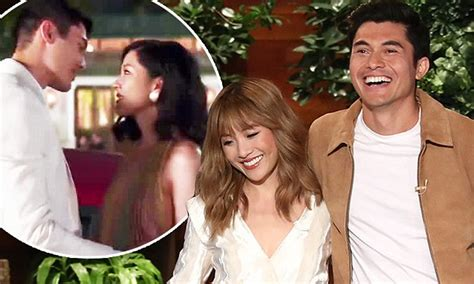 Constance Wu and Henry Golding unveil trailer for Crazy