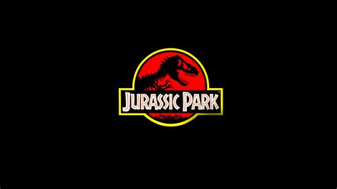 Jurassic Park Logo Wallpaper Wallpapersafari
