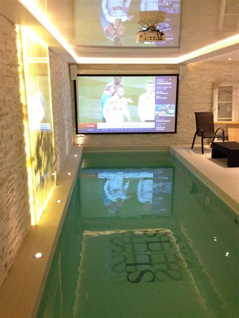 luxury basement pool  london indoor pools
