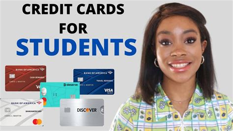 We did not find results for: BEST Credit Cards For COLLEGE STUDENTS Looking to BUILD Credit  You HAVE to watch this! - YouTube