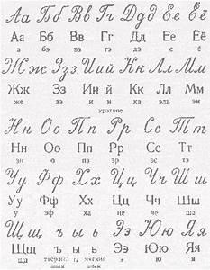 Russian Cursive Writing Practice Sheets - russian cursive ...