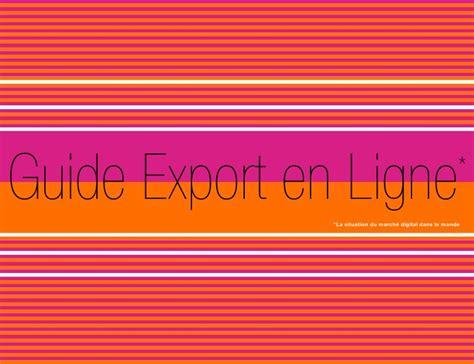 bureau export guide la musique en ligne par le bureau export