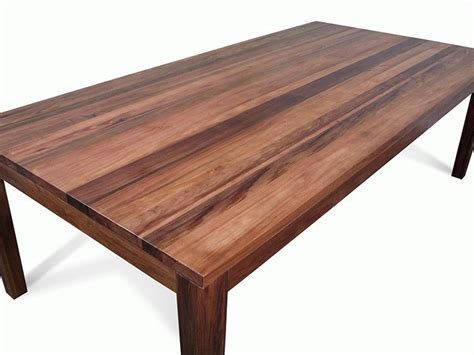 Hamilton Tasmanian Blackwood 2400 Dining Table   Living