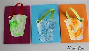 Activité Manuelle été : seau de plage kido fun toddler art projects summer ~ Melissatoandfro.com Idées de Décoration