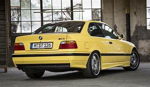 Bmw E36 M3 Coup U00e9 Dakar Yellow
