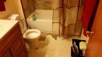 small bathroom vinyl installation doityourself