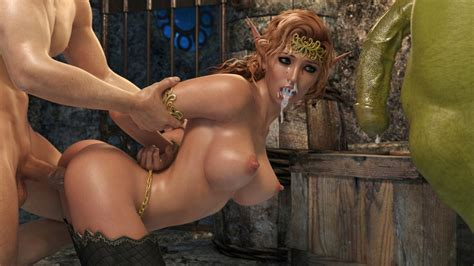 Elven Desire Prison Perils 2 Sexual Comics 8 Muses Sex