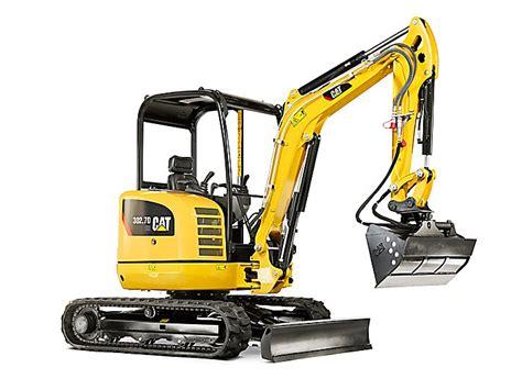 cat  cr mini hydraulic excavator caterpillar