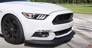 Ford Mustang Gt With Shelby Gt500 Predator V8 Keeps Manual