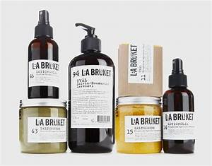 skandynawskie inspiracje la bruket With beauty product label design