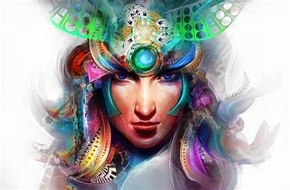 Face Wallpapers Background Colorful Artistic Backgrounds Desktop