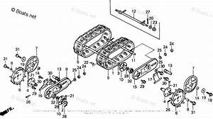 Honda Snow Blower Parts Hs80 Tas Vin  Sa1