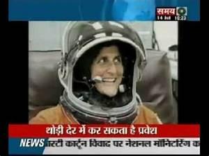 Astronaut Sunita Williams Becoming Muslim (page 2) - Pics ...