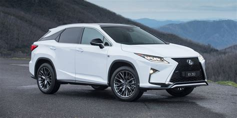 2016 lexus rx review photos caradvice
