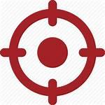 Target Lock Icon Aim Focus Attack Point