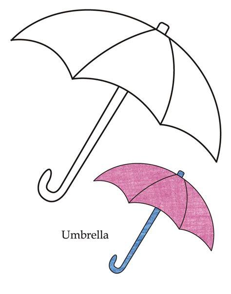 level umbrella coloring page    level