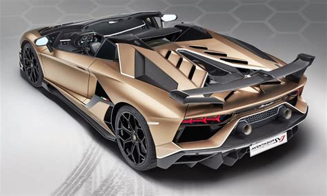 lamborghini aventador svj roadster cost say hello to the new lamborghini aventador svj roadster car magazine