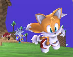Silver Knuckles Tails Super Smash Bros. Brawl