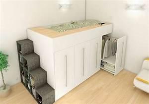 Rangement Sous Lit Ikea : rangement sous le lit elle d coration ~ Teatrodelosmanantiales.com Idées de Décoration