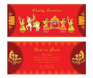 10 awesome indian wedding invitation templates you will love With indian traditional wedding invitations templates free