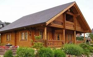 Blockhaus Schweiz Preise : rundbohlen blockhaus mit dachterrasse das beste aus ~ Articles-book.com Haus und Dekorationen