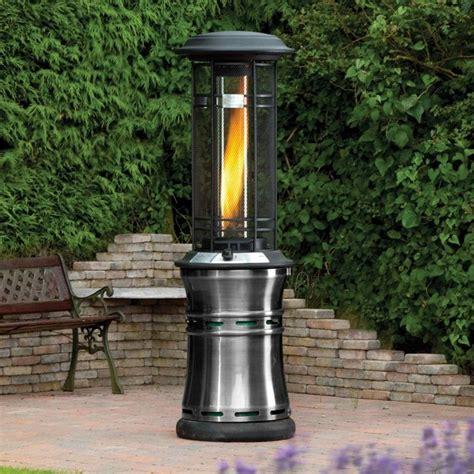 lifestyle santorini 10kw gas patio heater garden
