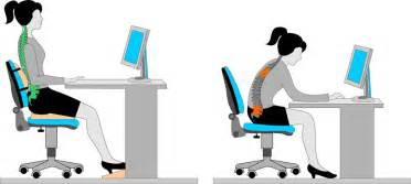office ergonomics can make your job a pain in the neck