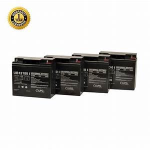 48 Volt Battery Pack For The Ewheels Ew