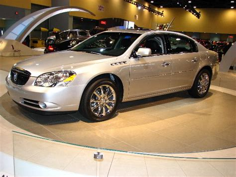 Show All Buick Models by Buick 2007 Vehicle Models 001