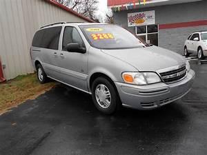 2001 Chevrolet Venture Luxury Van